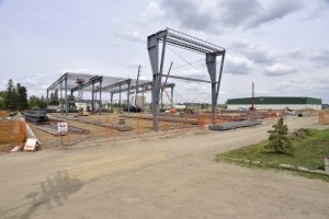 Construction of the Facility