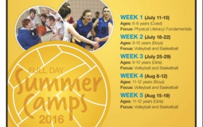 Early Stages Summer Camp